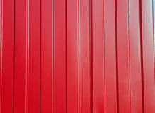 Red Container texture background Stock Photo