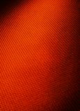 Red corrugated background. Stock Photography