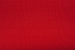 Red corrugated cardboard carton, texture background, colorful se Royalty Free Stock Photography