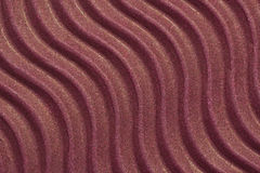 Red corrugated paper Stock Images