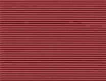 Red Corrugated Paper - High Resolution. Corrugated art board suitable for a variety of backgrounds Royalty Free Stock Photography