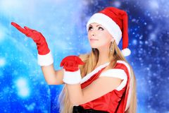 Red costume Stock Photography