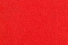 Red cotton tissue Stock Image