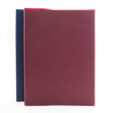 Red cover book Royalty Free Stock Photos