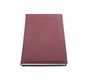 Red cover book Stock Photography