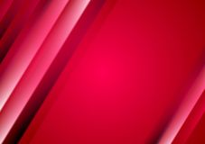 Red crimson abstract blurred stripes background Stock Photos