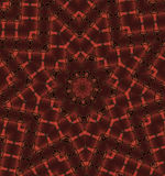 Red cristmas background Stock Image