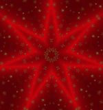 Red Cristmas Background Royalty Free Stock Images