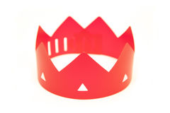 Red crown Royalty Free Stock Photography