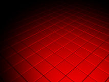 Red cubes background Royalty Free Stock Images