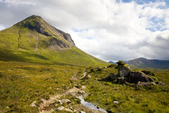 Red Cuillins, Scotland Royalty Free Stock Images