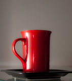 Red cup Royalty Free Stock Image