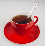 Red cup Stock Photo
