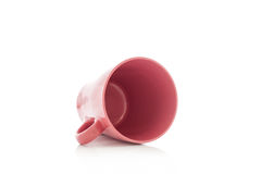 Red cup Stock Photography