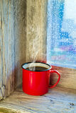 Red cup Royalty Free Stock Images