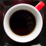 Red cup of tea Royalty Free Stock Photos