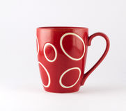 Red cup Royalty Free Stock Photos