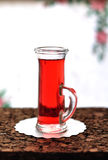 Red Currant Liqueur Royalty Free Stock Images