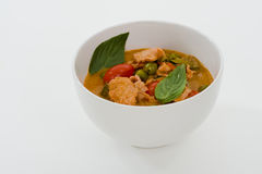 Red curry Royalty Free Stock Images
