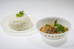 Red Curry Beef Stock Photos