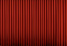Red curtain with spotlight Royalty Free Stock Image