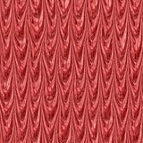 Red curtain texture royalty free illustration