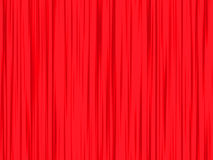 Red curtains royalty free illustration