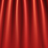 Red curtains background Royalty Free Stock Photography