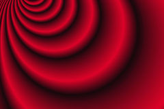 Red curtains for Christmas and Valentine background Stock Photography