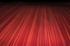 Red curtains Stage. Theater Image Concept. Royalty Free Stock Image