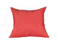 Red cushion Stock Photography