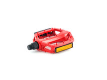 Red cycling pedal Stock Photography