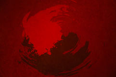 Red dark background Royalty Free Stock Photography