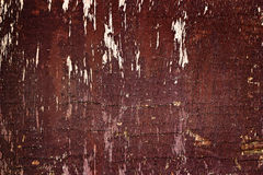 Red dark wood rotten and grunge texture background Royalty Free Stock Photography