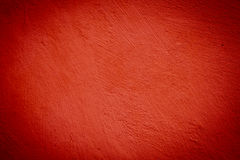 Red darken wall texture. Concrete red darken wall texture grunge background Stock Images