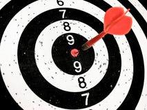 Red dart Stock Image