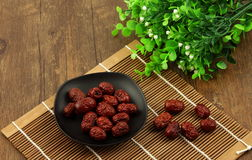 Red date Stock Images