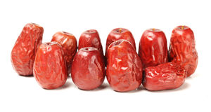 Red date Stock Photography