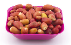 Red dates. Healthy sweet fruits red dates Royalty Free Stock Photo