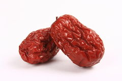 Red dates Stock Image