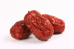 Red dates Stock Photography