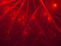 Red Dawn. An abstract background of red lights and folds Royalty Free Stock Photos