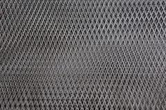 Red de acero para el fondo de la textura Imágenes de archivo libres de regalías