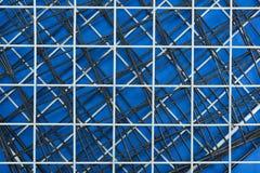 Red de alambre cruzado imágenes de archivo libres de regalías
