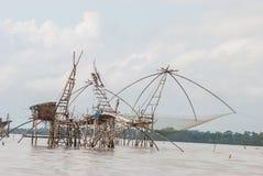 Red de inmersión cuadrada Imagen de archivo libre de regalías