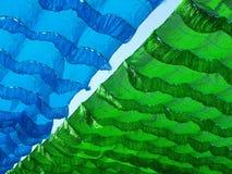 Red de la cortina Foto de archivo libre de regalías