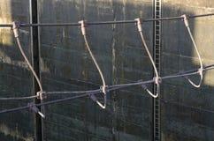 Red de seguridad fuerte Fotografía de archivo