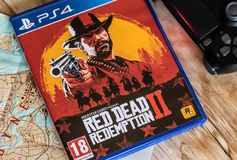 Free Red Dead Redemption 2 Game Release On October 26,2018 Royalty Free Stock Photos - 130055198