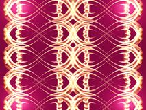 Red decor Royalty Free Stock Image