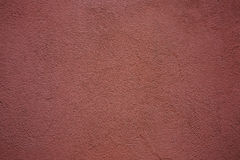 Red decorative plaster Stock Image